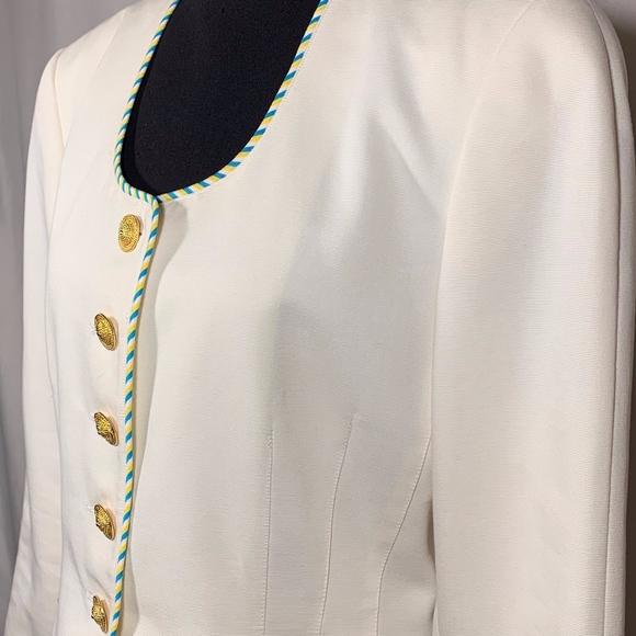 Escada Jackets & Blazers - Escada five Button Jacket